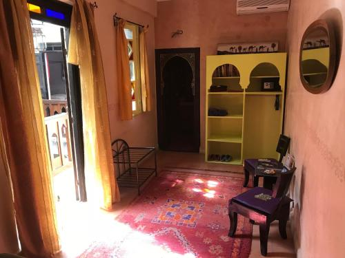 Riad Nomades istabas fotogrāfijas