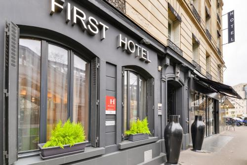First Hotel Paris Tour Eiffel photo 43