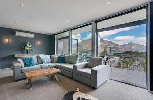 Villa Two at Vailmont Queenstown - Accommodation