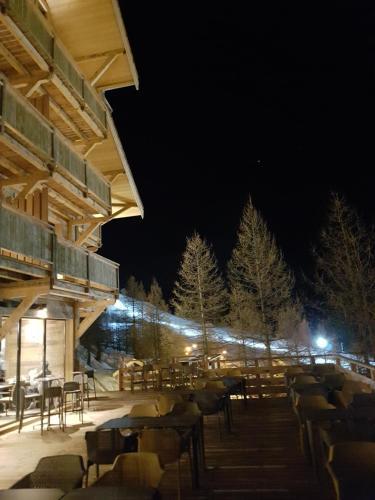 Chalet Marano Restaurant & Spa Isola 2000