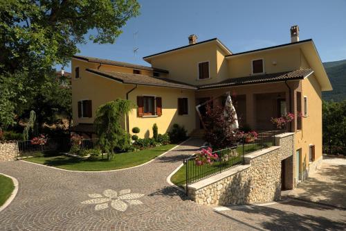 Accommodation in Fontecchio