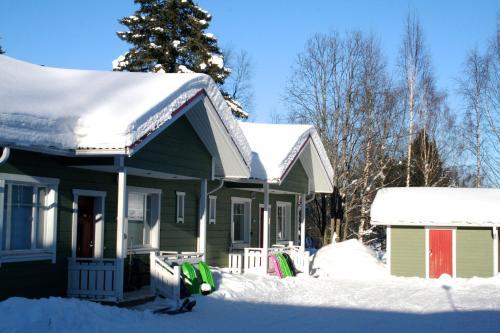 HotelOunasvaara Sport Cottages