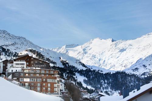 Hotel Bergwelt Obergurgl