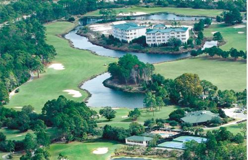 Фото отеля St. James Bay Golf Club