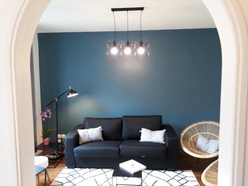 Chalet du Doumet Appartement 4 étoiles et Garage privé Luz-Saint-Sauveur