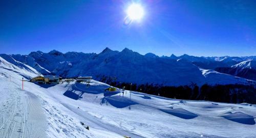 Holiday apartment Davos-Platz