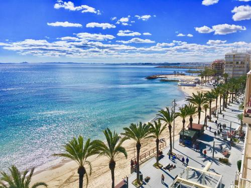 Hotel Holiday Apartments in Torrevieja Town 1