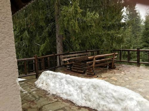 ozonski raj Vlašić - Hotel