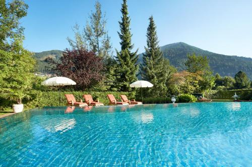 Das Ronacher Therme & Spa Resort Bad Kleinkirchheim