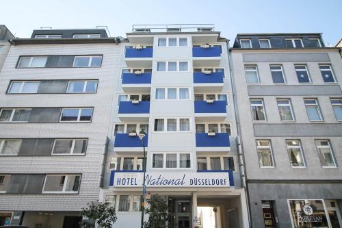 TIPTOP Hotel National Düsseldorf (Superior) photo 14