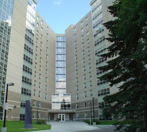 University of Alberta - Accommodation