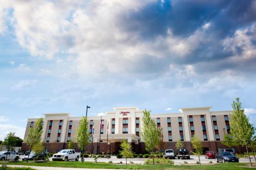 . Hampton Inn Blue Ash/Cincinnati, OH