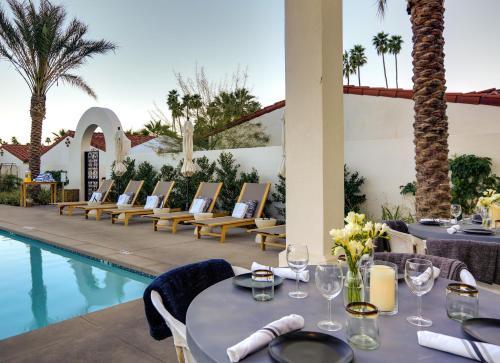 339 South Belardo Road Palm Springs, California 92262, United States.