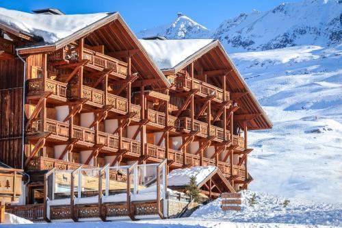 Hotel Au Chamois d'Or Alpe d'Huez