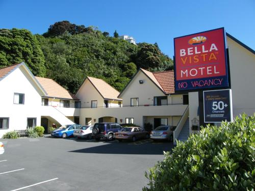 Bella Vista Motel Wellington - Accommodation