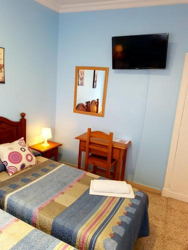 Hotel Hostal Sanvi