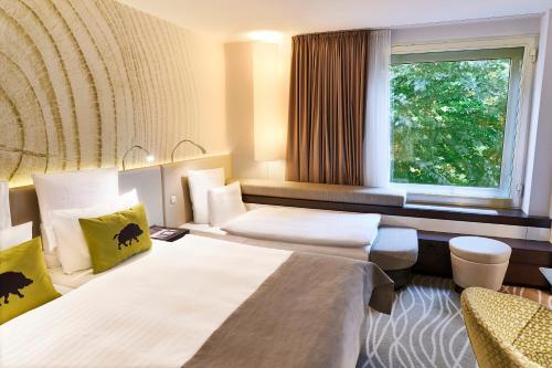 Steigenberger Airport Hotel Frankfurt - image 8