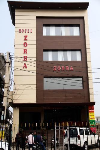. hotel zorba