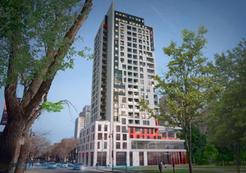 Le Myriade Apartments