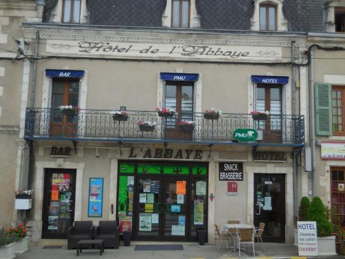. HOTEL DE L'ABBAYE