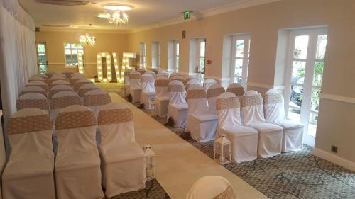 Etrop Grange Hotel, Manchester Airport picture 1 of 40