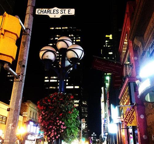 15 Charles Street, East Toronto, Ontario, Canada.