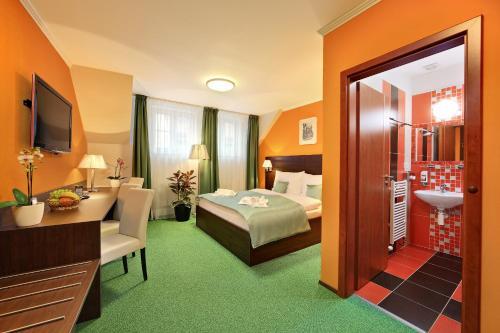 . Hotel u Martina Praha