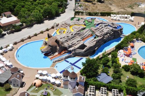 Grand Haber Hotel Resort Kemer In Turkey