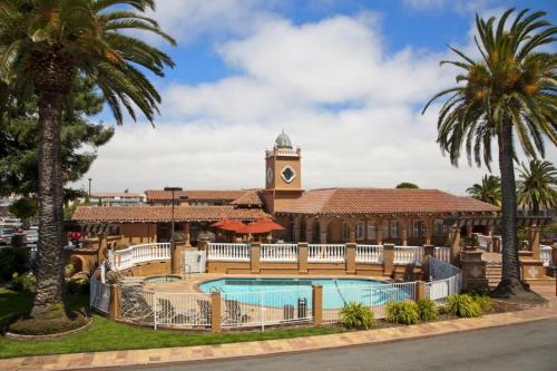 SFO Airport Hotel El Rancho Inn BW Signature Collection - Millbrae, CA CA 94030