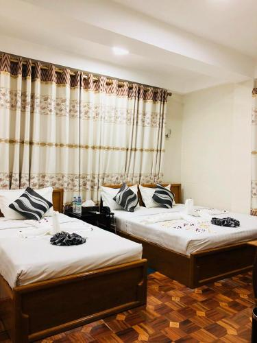 Shwe Pyae Sone Hotel, Sagaing