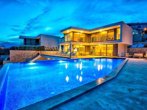 Kalkan Villa Aquamarine rezervasyon