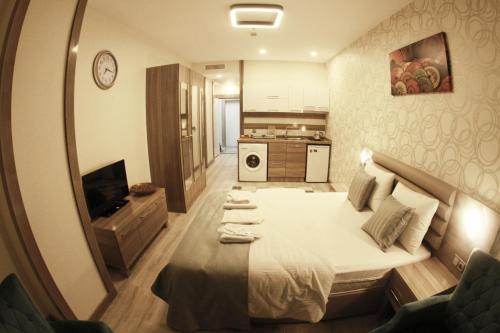 Istanbul New Suites Istanbul odalar
