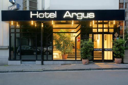 Argus Hotel Brussels.  Foto 20