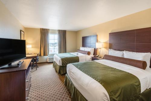 Фото отеля Cobblestone Hotel and Suites - Pecos