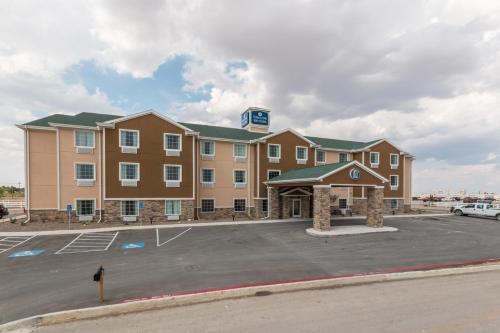 Cobblestone Hotel And Suites   Pecos