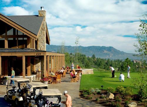 The Broadmoor, 1 Lake Avenue, Colorado Springs, Colorado 80906, United States.