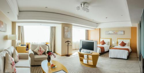 Grand Metropark Hotel Suzhou photo 29