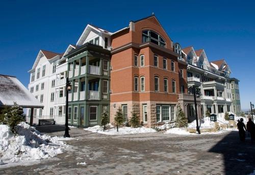 Seneca - Snowshoe - Accommodation