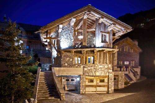 Chalet Lievre Blanc - Les Chalets COVAREL - Val d'Isère