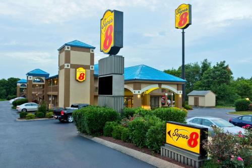 Super 8 By Wyndham Franklin Hwy 31 - Franklin, KY 42134
