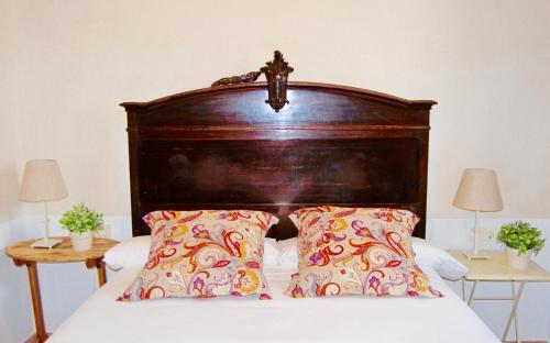 Habitación Doble con cama supletoria  Cortijo de Vega Grande 10