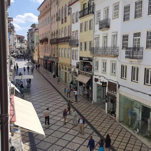 T0 acolhedor no Centro Histórico: Localização 5, 3000-414 Coimbra