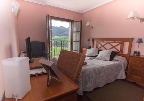Habitación Doble Hotel Puerta Del Oriente 74