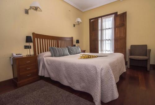 Habitación Doble Hotel Puerta Del Oriente 58