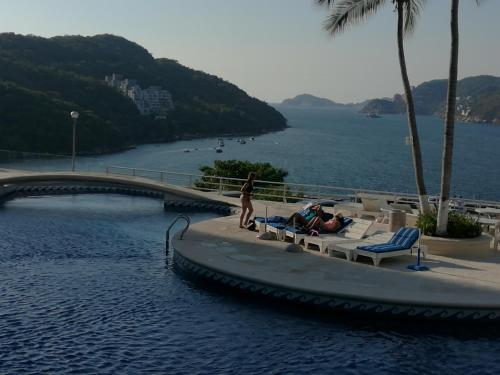 . Departamento Acapulco Diamante