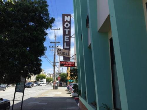 Motel Capri - San Francisco, CA CA 94123