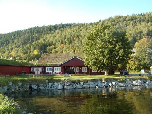 Hotel-overnachting met je hond in Jækta Fjordstue - Mosvik