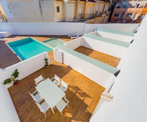 . Apartamentos El Abuelo