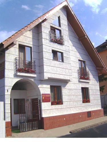 Hotel Pension Vila Andra