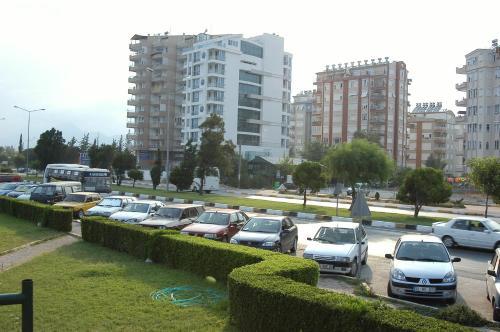 Antalya Perla Mare Hotel harita